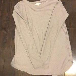 Like new grey Wilfred top